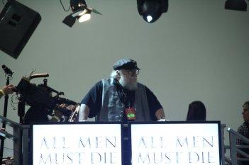 Comic-Con 2014: George R.R. Martin nel panel de Il trono di spade