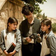 The Cut: Tahar Rahim insieme alle due figlie