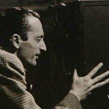 Una foto del regista Mario Bava