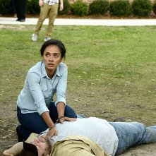 Under the Dome: Karla Crome nell'episodio Reconcilation