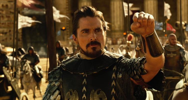 Exodus - Dei e Re: un Mosè guerriero per Ridley Scott l'agnostico