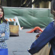 Pretty Little Liars: Janel Parrish nell'episodio The Silence of E. Lamb