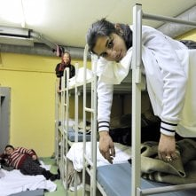 L'abri: alcuni ospiti del centro di accoglienza per senzatetto di Losanna al centro del film