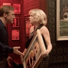 Big Eyes: Amy Adams e Christoph Waltz discutono violentemente