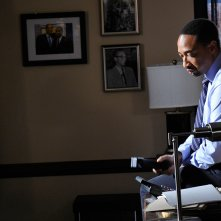 The Divide: una scena con Damon Gupton