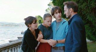La Sapienza: una scena di tensione tratta dal film