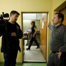 L'abri: il regista Fernand Melgar sul set del documentario