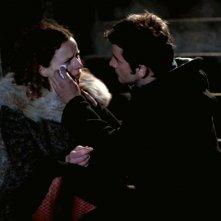 White Nights on the Pier:Astrid Adverbe con Pascal Cervo in una scena