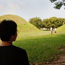 Gyeongju: una scena tratta dal film