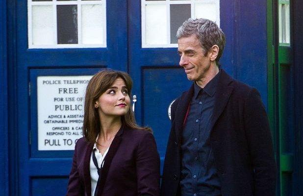 Doctor Who: le prime immagini della premiere!