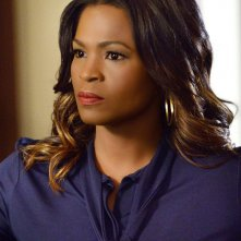 The Divide: una scena con Nia Long