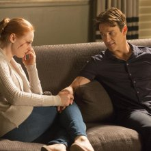 True Blood: Deborah Ann Woll e Stephen Moyer nell'episodio May Be the Last Time