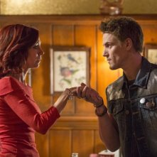 True Blood: Carrie Preston e Riley Smith nell'episodio May Be the Last Time