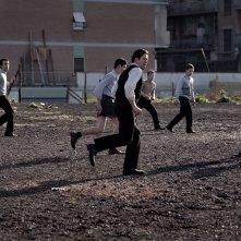 Pasolini: Willem Dafoe in una scena del film biografico su Pier Paolo Pasolini