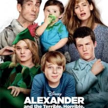 Alexander and the Terrible, Horrible, No Good, Very Bad Day: il poster dopo la catastrofe