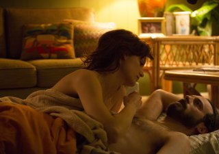 Halt and Catch Fire: Scoot McNairy e Kerry Bishé nell'episodio 1984