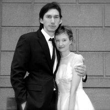 Hungry Hearts: foto di nozze per Adam Driver e Alba Rohrwacher
