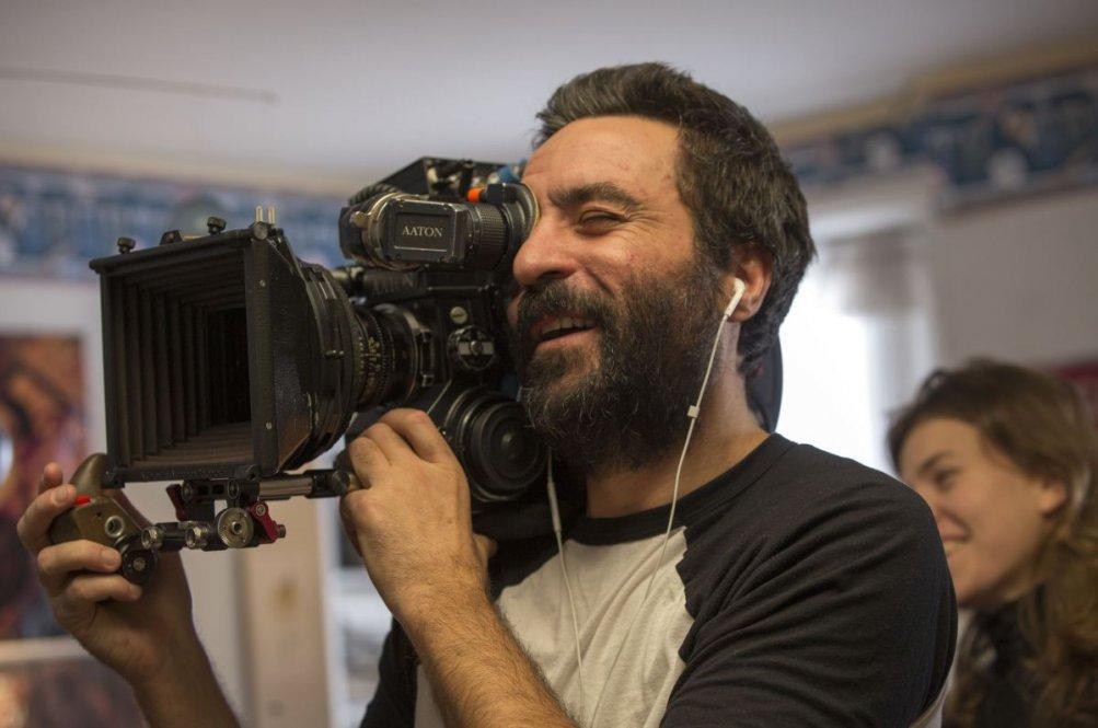 Hungry Hearts: il regista Saverio Costanzo sul set del film