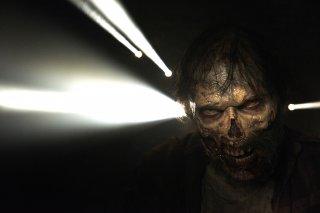 The Walking Dead: un walker nel primo episodio della quinta stagione