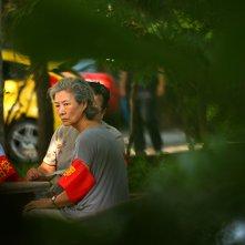 Red Amnesia: la protagonista del film, Zhong Lü, in una scena