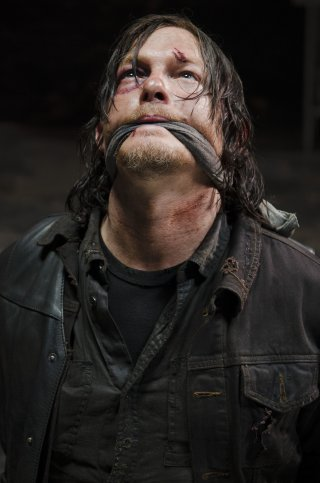 The Walking Dead, Norman Reedus nella quinta stagione