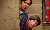The Big Bang Theory: confermati anche Howard e Raj