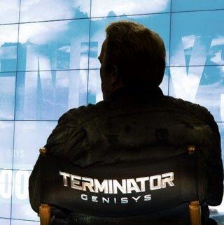 Terminator: Genisys, Schwarzenegger svela il titolo definitivo del film