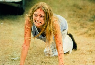 Marilyn Burns in Non aprite quella porta - 1974