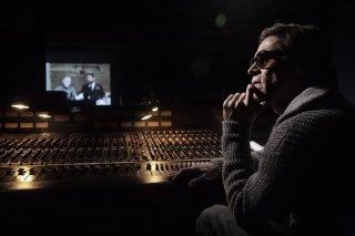 Pasolini: Willem Dafoe in una scena del film di Abel Ferrara