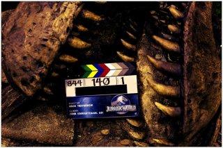 Jurassic World, fine delle riprese: ecco una foto dal set!