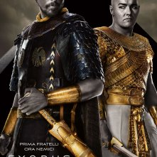 Locandina italiana di Exodus - Dei e Re