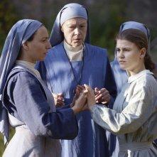Mary's Story: Brigitte Catillon con Ariana Rivoire in una scena del film