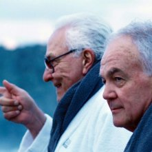 Land Ho!: Paul Eenhoorn e Earl Lynn Nelson, pensionati in Islanda, in una scena