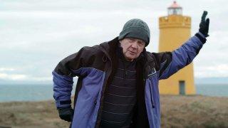 Land Ho!: Paul Eenhoorn nei panni di Colin in una scena del film