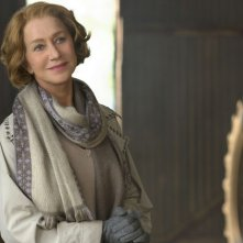 Amore, Cucina e... Curry:  Helen Mirren in una scena del film
