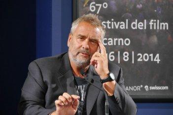 Lucy: Luc Besson presenta il film in conferenza stampa a Locarno 2014