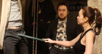 One on One: Ji-hye Ahn con Ma Dong-seok in una scena del film diretto da Kim Ki-duk