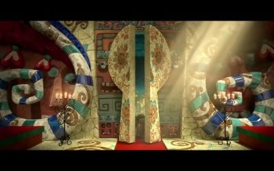 Trailer 2 - Book of Life