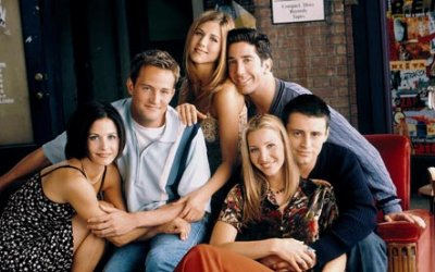 Friends: i vent'anni di una grande amicizia