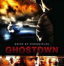 Locandina di Ghost town - la città fantasma