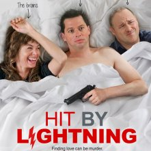 Locandina di Hit by Lightning