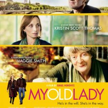 Locandina di My Old Lady