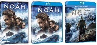Le cover homevideo di Noah