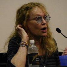 Mia Farrow a Locarno 2014