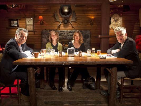 Twin Peak: David Lynch chiacchiera con la famiglia Palmer