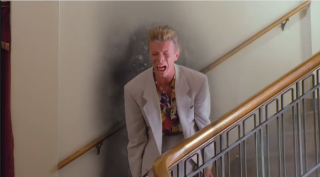 I segreti di Twin Peaks: David Bowie in una scena