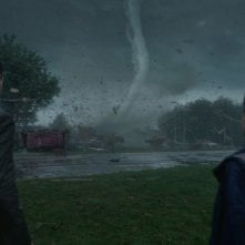 Into the Storm: una scena del film catastrofico