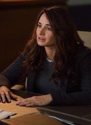 The Strain: Mia Maestro nell'episodio Runaways