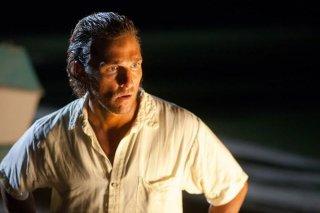 Mud: Matthew McConaughey in un momento del film