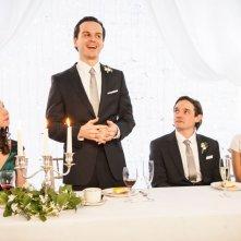 The Stag - Se sopravvivo mi sposo: il discorso del testimone dello sposo in una scena del film